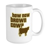 How Now Cow Mug
