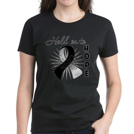Carcinoid Cancer Women's Dark T-Shirt