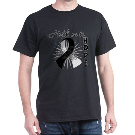 Carcinoid Cancer Dark T-Shirt