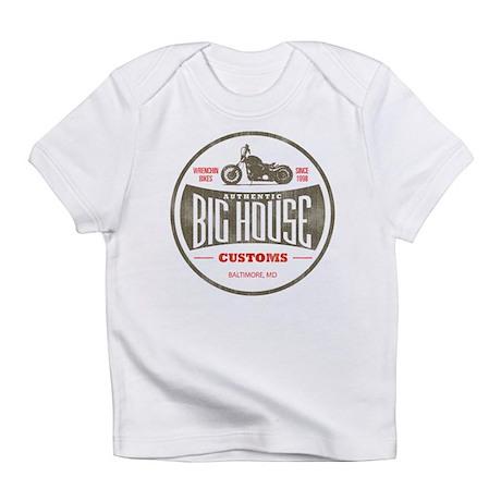 VINTAGE BIKER Infant T-Shirt