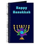Happy Hanukkah Journal