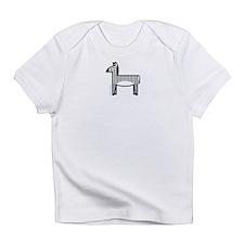 Zebra Infant T-Shirt