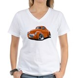 1941 Willys Orange Car Shirt