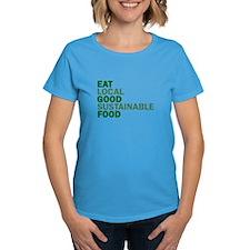 Eat Good Food Tee