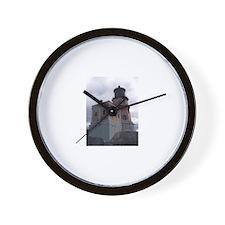 Cute Closeup Wall Clock