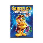 Garfield's Pet Force 3D