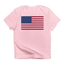 USA Flag Infant T-Shirt