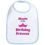 Abuela of the 1st Birthday Pr Bib