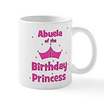 Abuela of the 1st Birthday Pr Mug