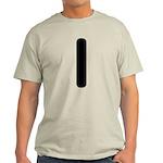 The Alphabet Letter I Light T-Shirt