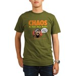 CHAOS Organic Men's T-Shirt (navy)