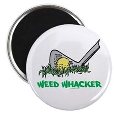 "Weed Whacker Sports 2.25"" Magnet (10 pack)"