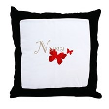 Nana Throw Pillow