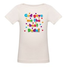 God Gave Me Best Dada Tee