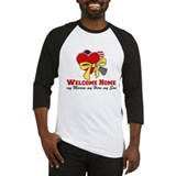Welcome Home - My Son (Marine Baseball Jersey