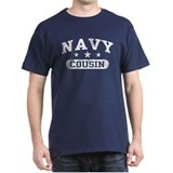 Navy Cousin T-Shirt