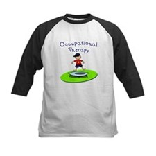 OCCUPATIONAL THERAPY (TRAPMPOLINE _ BOY) Tee