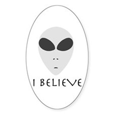 Cute Ufo Decal