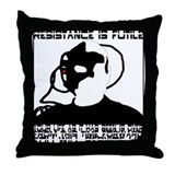 Cute Trek life Throw Pillow