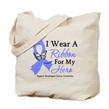 Esophageal Cancer Support Tote Bag