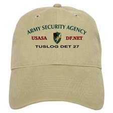 TUSLOG Det 27 Turkey Baseball Cap