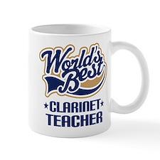Clarinet Teacher Mug