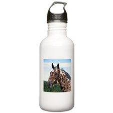 """Knabstrupper 3"" Water Bottle"