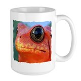 ORANGE POISON DART FROG Mug