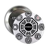 "Dharma Stations 2.25"" Button (10 pack)"
