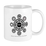Dharma Stations Small Mug