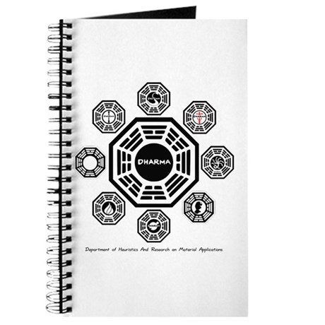 Dharma Stations Journal