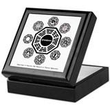 Dharma Stations Keepsake Box