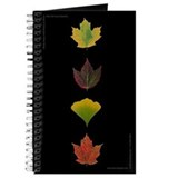 Fall Leaf Collection Journal