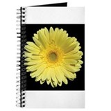 Yellow Gerbera Daisy Journal