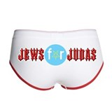 Jews for judas Women's Boy Brief