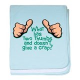 Two Thumbs Infant Blanket