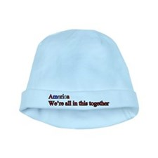We're all in this together baby hat