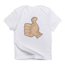 Hand - Thumbs Up Infant T-Shirt