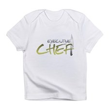 Yellow Executive Chef Infant T-Shirt