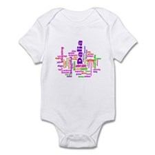 Girls Infant Bodysuit
