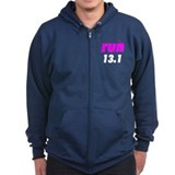 run 13.1 Zip Hoody