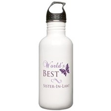 World's Best Sister-In-Law Sports Water Bottle