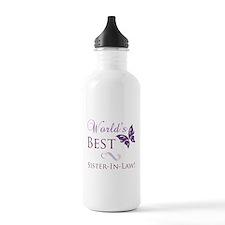World's Best Sister-In-Law Water Bottle