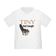 Tiny but tough T