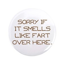 "Sorry 3.5"" Button"
