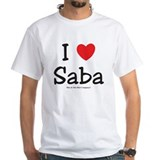 I heart Saba Shirt