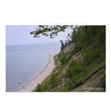 North Manitou Island Beach Postcards *package of 6