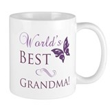 World's Best Grandma Small Mug