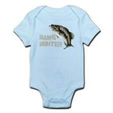 Hawg Hunter Infant Bodysuit