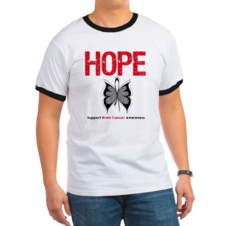 Brain Cancer HopeSlogan Ringer T
